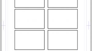 CLIP STUDIO PAINTで4コマを描く[枠線編]